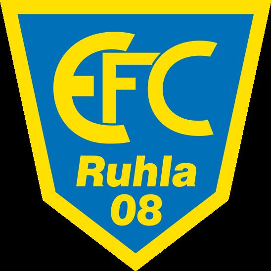 EFC Ruhla 08 e.V. Logo