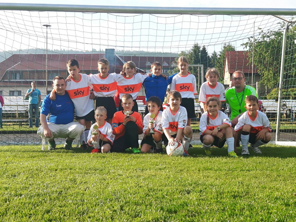 Abschlussfeier unserer F-Junioren